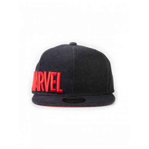 Официальный снепбек Marvel Comics - Snapback With Patches