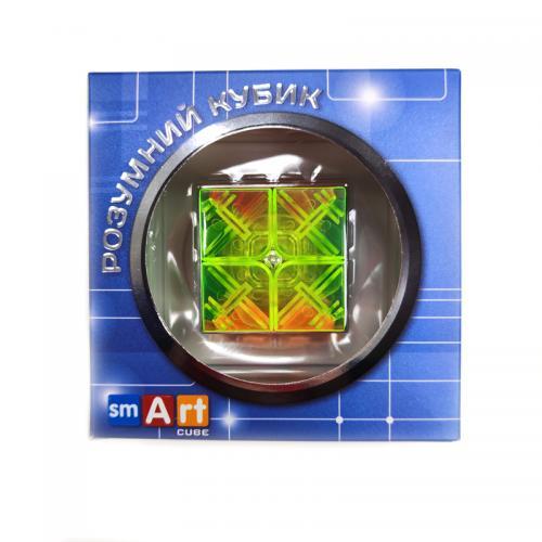 Smart Cube 2х2 Transparent   Кубик 2х2 прозрачный