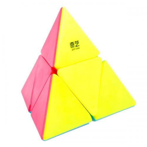 QiYi Pyraminx 2x2 color | Пирамидка 2x2