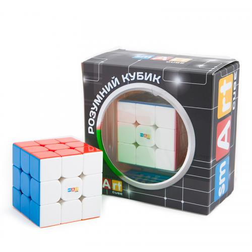 Smart Cube 3х3 Magnetic stickerless | Магнитный кубик 3x3
