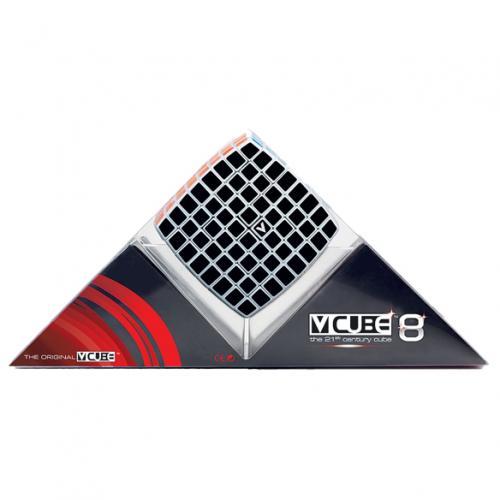 V-CUBE 8х8 | Кубик 8х8 белый круглый