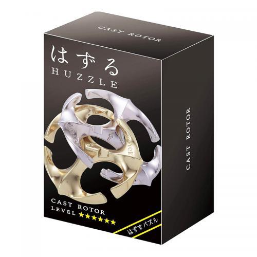 6* Ротор (Huzzle Rotor) | Головоломка из металла