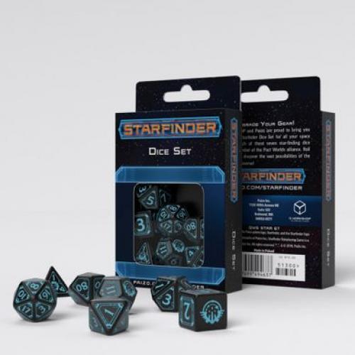Набор кубиков Starfinder Dice Set