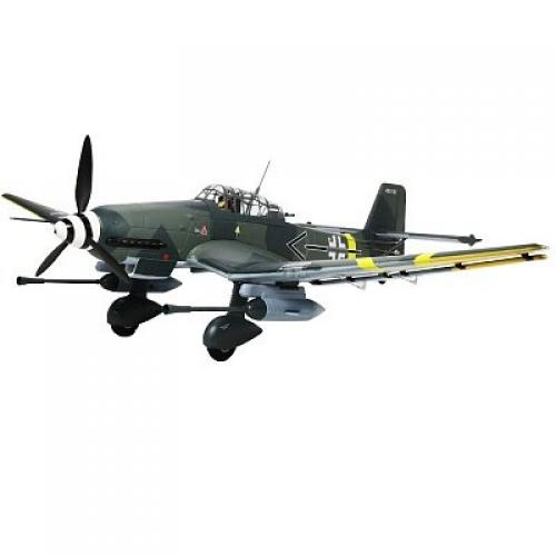 Самолет FMS Stuka Junkers JU 87 G-2 PNP 1420 мм (FMS029) CBGames