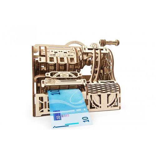 Механическая модель «Кассовый аппарат»