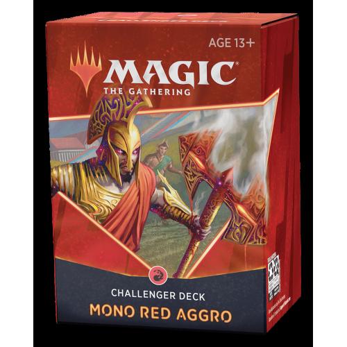 МТГ (АНГЛ): Челенджер Колода 2021 (Challenger Decks 2021) Mono Red Aggro