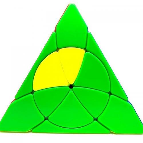 YJ Petal Pyraminx stickerless   Пирамидка