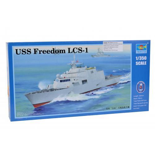 TRU 04549 Американский головной корабль USS Freedom (LCS-1)