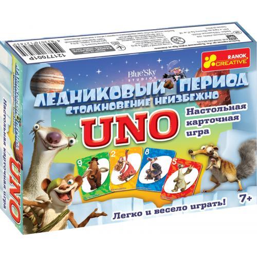 УНО. Настольная карточная игра