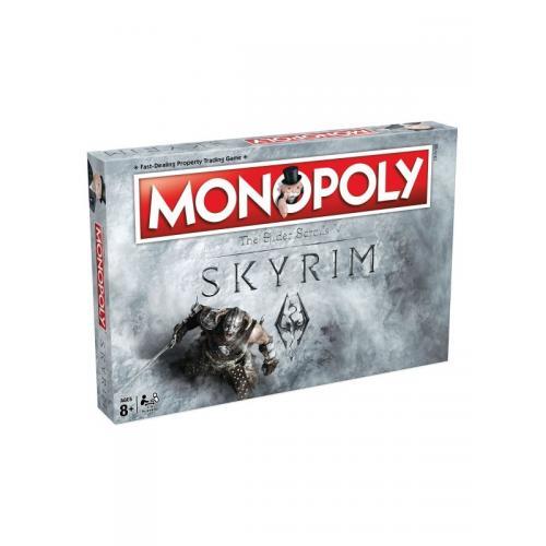 Настольная игра Monopoly - SKYRIM