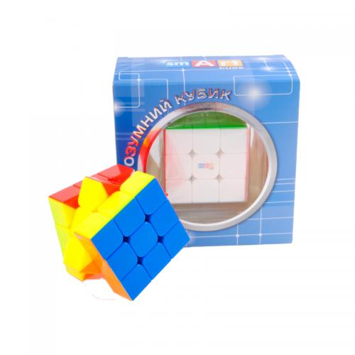 Smart Cube 3x3 Stickerless   Кубик 3х3 фирменный без наклеек