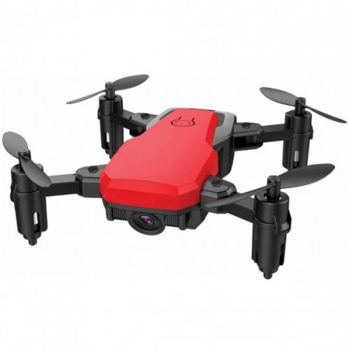 Smart Drone Z10 Red – мини-дрон с 2МП HD-камерой, FPV, барометром CBGames