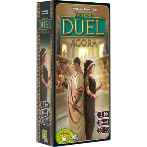 7 Wonders Duel: Агора (укр.)