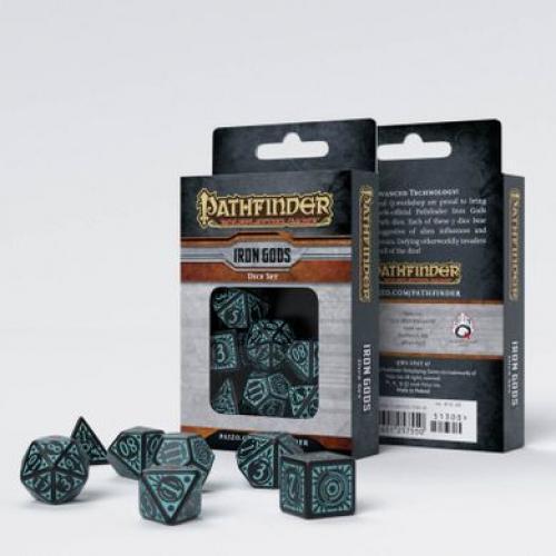 Набор кубиков Pathfinder Iron Gods
