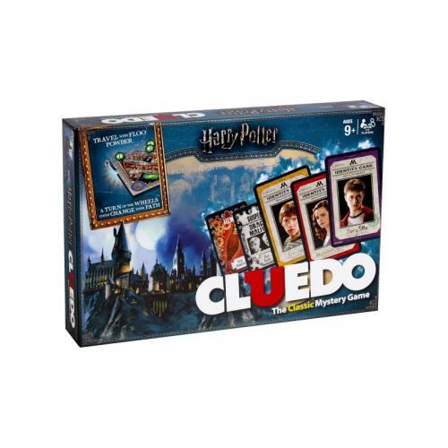 Официальная настольная игра CLUEDO Harry Potter