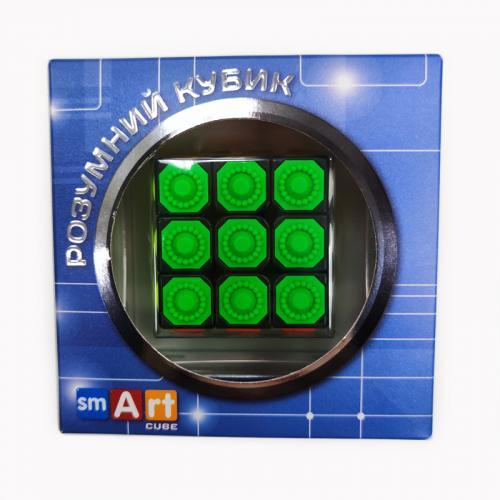 Smart Cube 3х3 для сборки вслепую   Кубик 3х3 блайнд