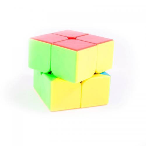 MoYu Meilong 2х2 stickerless | Кубик Мейлонг 2х2 без наклеек