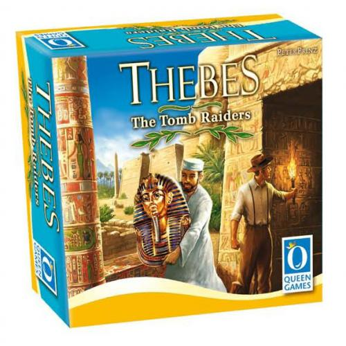 Thebes: The Tomb Raiders (Фивы: Расхитители гробниц)