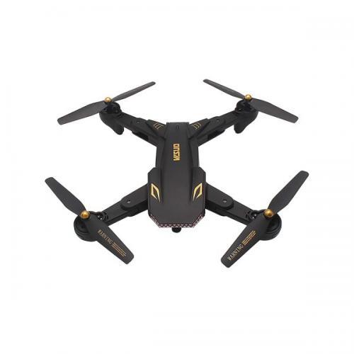 Visuo XS809S − дрон c WI-FI камерой, барометром, 20 мин. полета CBGames