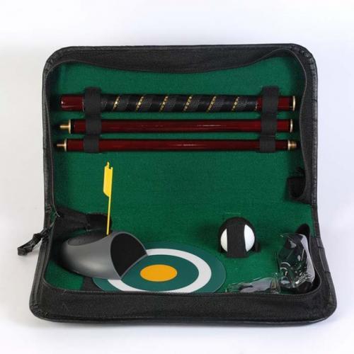 Набор для гольфа с сигнальной лункой (A-2317-2)