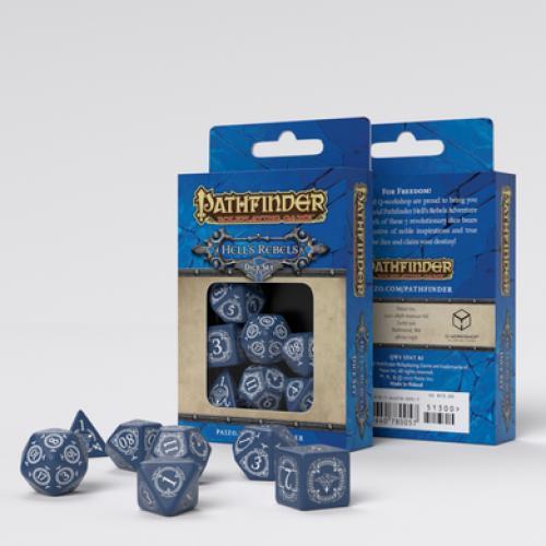 Набор кубиков Pathfinder Hell`s Rebels