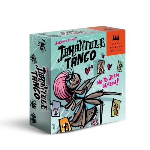 Тараканье Танго (Tarantel Tango) CBGames