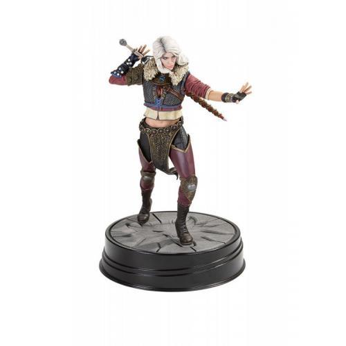 Официальная фигурка The Witcher 3: Wild Hunt: Ciri (2nd Edition)