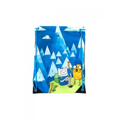 Официальная сумка Adventure Time - Blue Mountain Jake & Finn