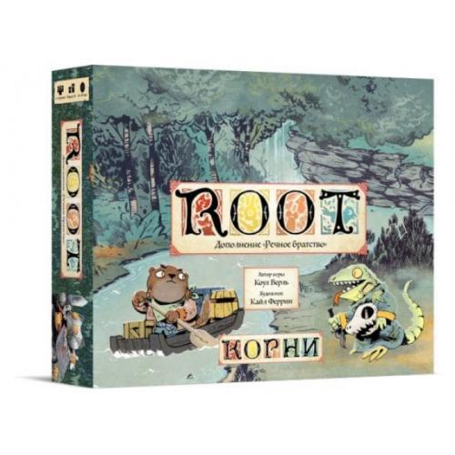 Корни: Речное братство (Root: The Riverfolk Expansion)