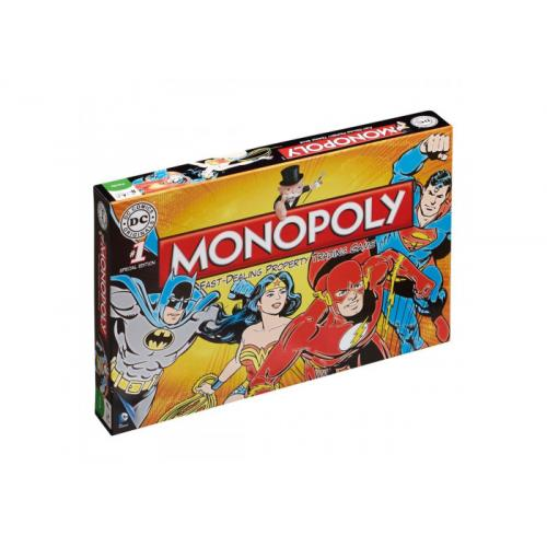 Монополия: DC (Monopoly DC Comics Retro)