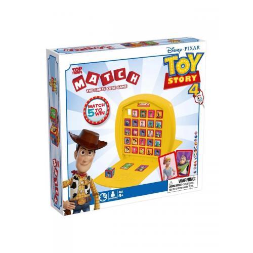 Настольная игра Top Trumps Match Toy Story 4