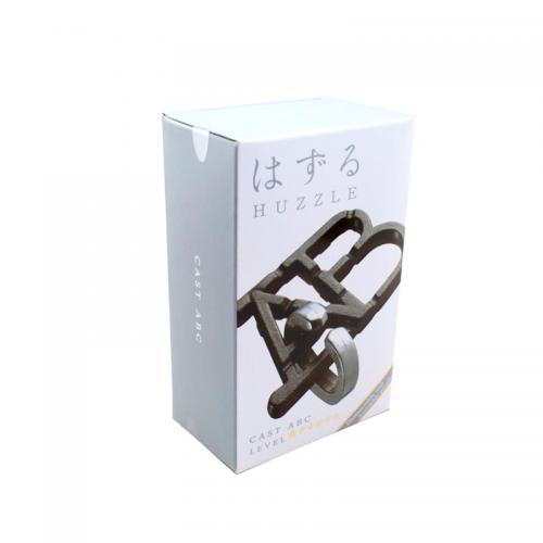 1* ABC (Huzzle ABC) | Головоломка из металла
