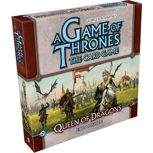 A Game of Thrones LCG: Queen of Dragons Expansion