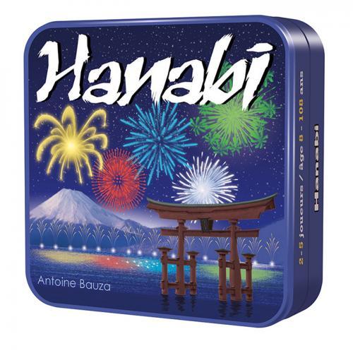 Hanabi (Ханаби, Hanabi)