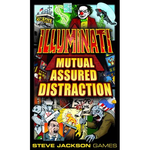 Illuminati: Mutual Assured Distraction (Взаимное Гарантированное Уничтожение)