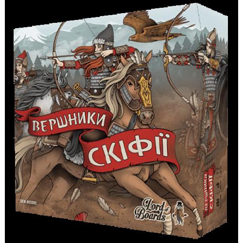 Вершники Скіфії (Raiders of Scythia)