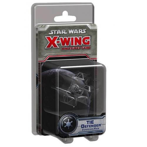 Star Wars: X-Wing - TIE Defender Expansion Pack