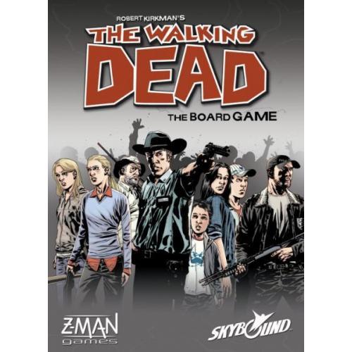 The Walking Dead Board Game (Ходячие Мертвецы)