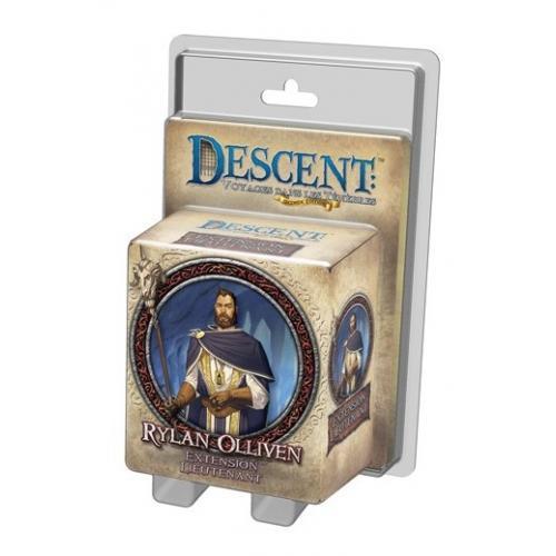 Descent: Lieutenant Pack - Rylan Olliven