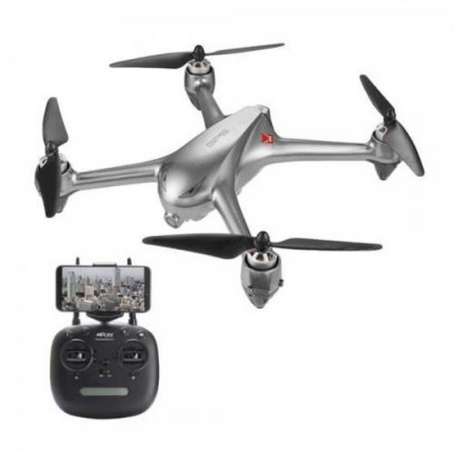 MJX Bugs 2 B2 SE − дрон с Full HD камерой, GPS, FPV, до 18 минут полета CBGames