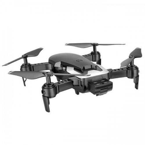RC 668-Q1 Black – дрон с Full HD камерой, FPV, барометр, оптическое позиционирование, до 13 минут полета + БАТАРЕЙКИ В ПОДАРОК