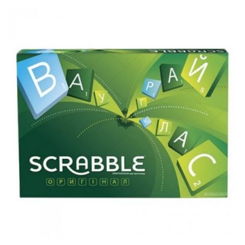 Скрабл. Оригінальна гра (Scrabble)