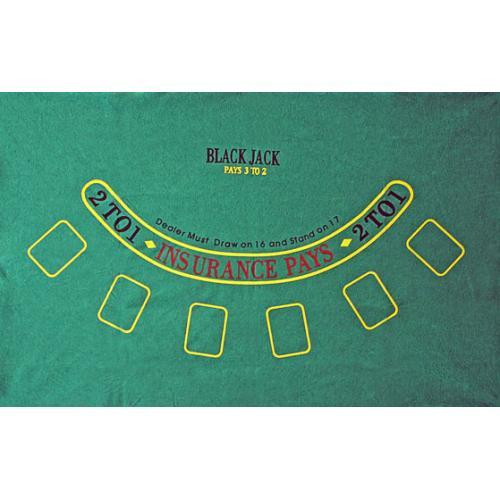 Сукно для покера/блэкджека