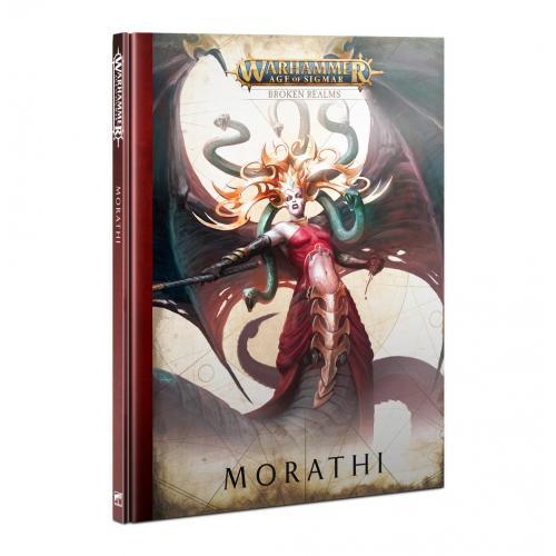 BROKEN REALMS: MORATHI (HB) (ENGLISH)