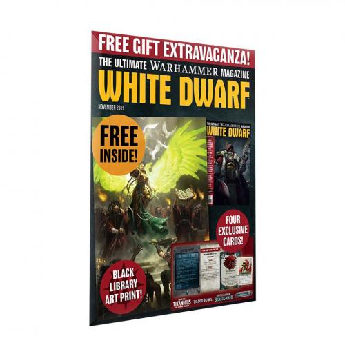 WHITE DWARF NOVEMBER 2019 (ENGLISH)
