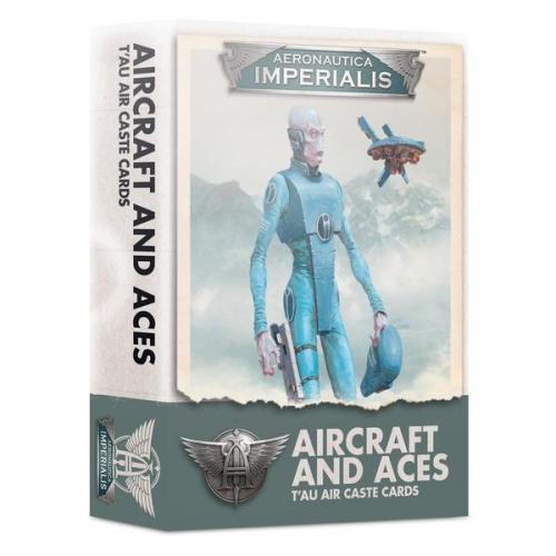A/I:AIRCRAFT & ACES T'AU AIR CASTE CARD