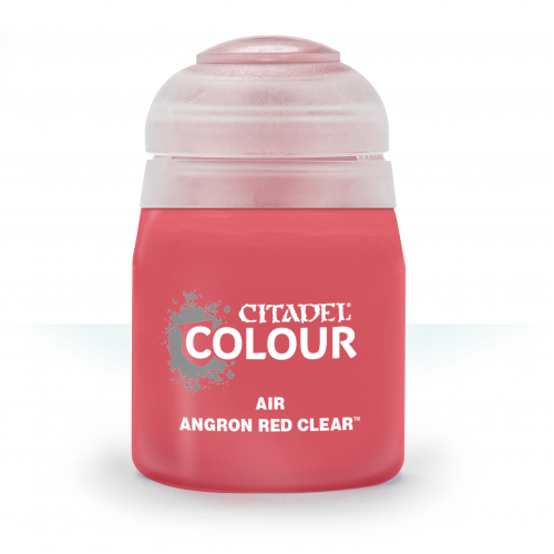 AIR: ANGRON RED CLEAR (24ML)