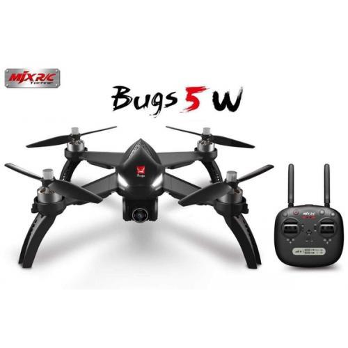 Квадрокоптер MJX Bugs B5W с камерой Wi-Fi бесколлекторный + БАТАРЕЙКИ В ПОДАРОК