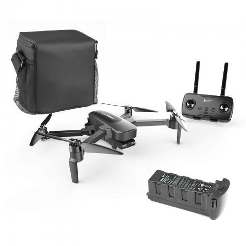 Hubsan Zino PRO − дрон с Ultra HD 4K камерой, GPS, FPV, 60 км/ч, до 4 км, БК двигатели, 46 мин. полета + кейс + БАТАРЕЙКИ В ПОДАРОК