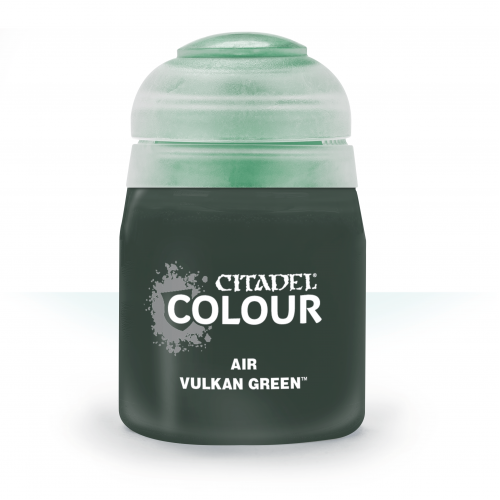 AIR: VULKAN GREEN (24ML)